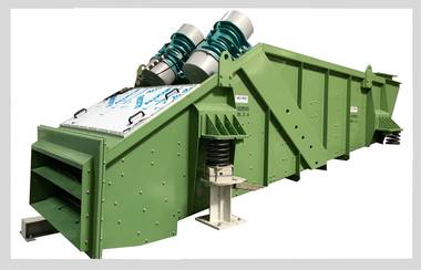 Product group: Linear vibrating screen