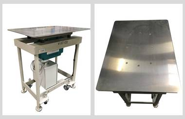 Product group: Vibrating table